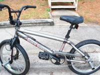 "UP FOR SALE IS THIS HARO FLAIR DAVE MIRRA BMX 20"" BIKE."