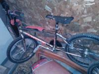 Have an older  late 90s bike haro group 1 bmx bike with