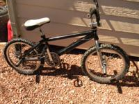 This Haro MIRRA PRO Series Fusion BMX Bike is