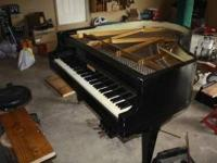 I have a Harrington baby grand piano for sale. I bought
