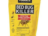 Harris Bed Bug Killer kills bed bugs. Valued sized at