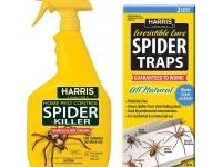 Harris 32 oz. Spider Killer and Spider Traps Value Pack