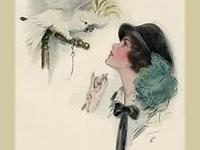 Harrison Fisher/Gibson Girl Collection | Vintage prints