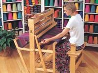 Harrisville Loom with Extra's...& extra replacement