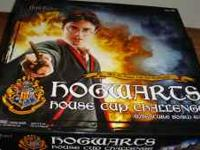 LIKE NEW! only opened once. Harry Potter: Hogwarts