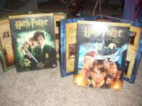 Harry Potter sorcerers stone 2 dis (movie and sneaks)