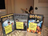 Harry Potter disc,, Prisoner of Azkaban $3.00,