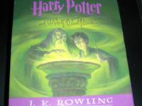 Jim Dale narrates J. K. Rowling's book. Set has