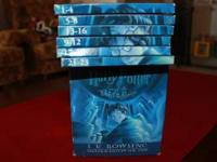 Selling a Harry Potter book on CDs. This book consist