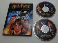 Up for sale is the movie Harry Potter And The Sorcerers