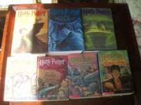 I am selling this Harry Potter Collection of Books 1-7