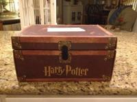 Brand new collectors edition Harry Potter difficult