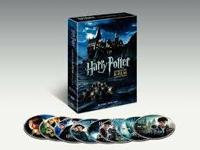 Harry potter bluray collection  Great condition  cash