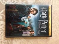 I have the first four Harry Potter movies for sale: The