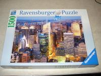 i hav e # 4 harry potter puzzle for sale only ask $