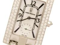 Brand- Harry Winston Model- Avenue Classic Model #-