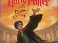 Harry Potter and the Deathly Hallows Audio Book (the