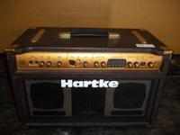 We have a Hartke AC 75 $280.00 Absolute Pawn & Gun 3529