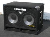 HARTKE 2.5XL BASS CABINET XL SERIES Approximate Size:
