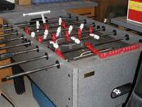Harvard Foosball table for sale. Call or text  (out of