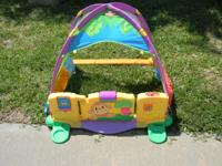 Hasbro Playskool Peek 'N Play Tent/Discovery Dome -