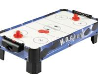 Experience the thrill of air hockey right in your own
