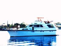 Classic Hatteras Motor Yacht with many Options and
