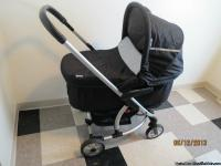 The Hauck Malibu All in One Stroller Features: Over