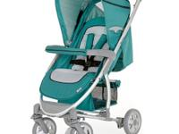 The Hauck Malibu All in One Stroller comes with the