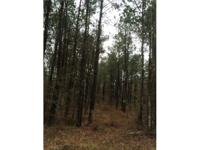Beautiful wooded 1.3 acre lot located in Haughton city