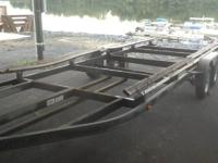 If you need a pontoon trailer grab this one quick. 1998