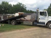 We transport tractors, heavy equipment, motorcycles,