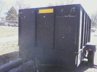 Selling a nice hauling trailer. Asking price is $800 or