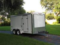 Currently located in Winter Haven 2004 7' X 14'