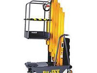 This lift retails for $9,067.00. It is brand new and