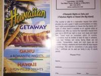 HAWAII VACATION TRIP & VEGAS VACATION TRIP ON SALEEE!