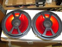 I HAVE A PAIR OF HAWG WIRED COMPONENT SPEAKERS. 100