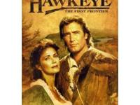 Hawkeye DVD set.In the new frontier, French and British
