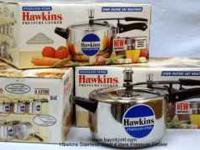 Hawkins Stainless Steel Pressure Cooker 4 liter. I have