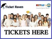 Discount Code: VIP to save at Ticket Raven's https