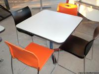 2 Tilt-Top Tables w/Casters..............100.00 ea. 2