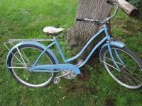 vintage Hawthorne model brand bike. $80. E-mails and