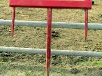 Hay Bale Spear Heavy Duty Steel Good Condition $475.