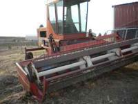 12' Self-Propelled Hay Conditioner 5000 International