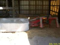 Hay Equiptment I have a Lely splendimo 280L disc mower.