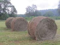 4x5 Round Bales, will load  Location: Bath
