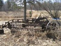 its an older hay rack i have to of them and only need