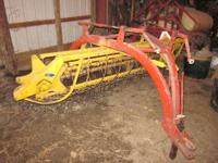 New Holland 256 rollbar great condition ready for first
