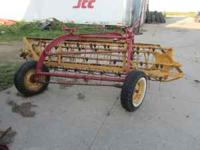 For Sale a good hay rake always shedded $800 Ph