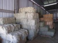 Mansfield Feed Mill is your source for Hay! We carry